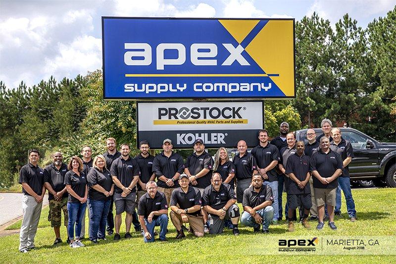 We Deliver Apex Supply